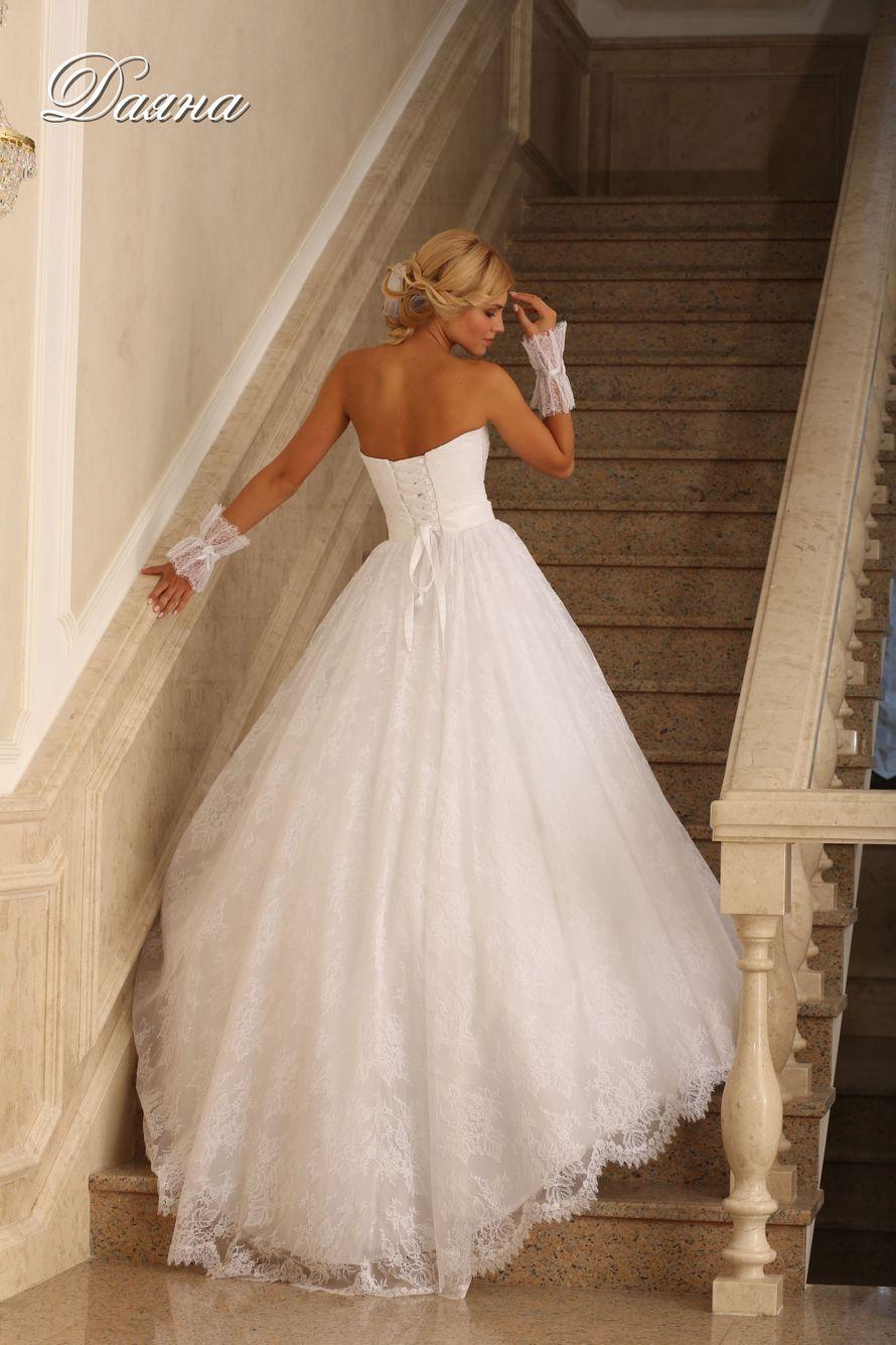 """мод Даяна - фото 1201337 """"Моя свадьба"""" - свадебный салон"""