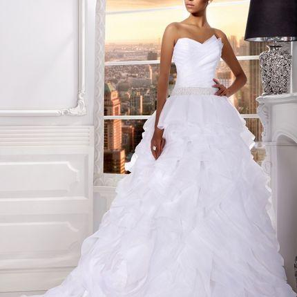 Платье Роуз с жемчужным поясом