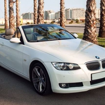 BMW 3 White Diamond