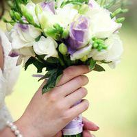 красочные букеты для невест