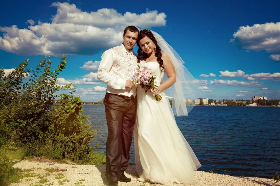 Фото 1961489 в коллекции Свадебное портфолио - Фотограф Лариса Медведева