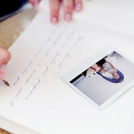 Книги пожеланий Polaroid