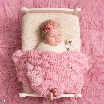 """Фотосъёмка новорождённых - пакет """"Десерт"""""""