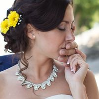 Свадебный образ для Маши Фото Мария Калачёва