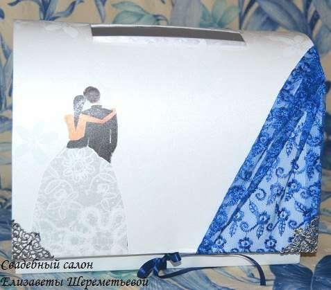 Фото 15916056 в коллекции Пригласительные ручной работы и открытки на заказ - Декор, флористика от салона Елизаветы Шереметьевой