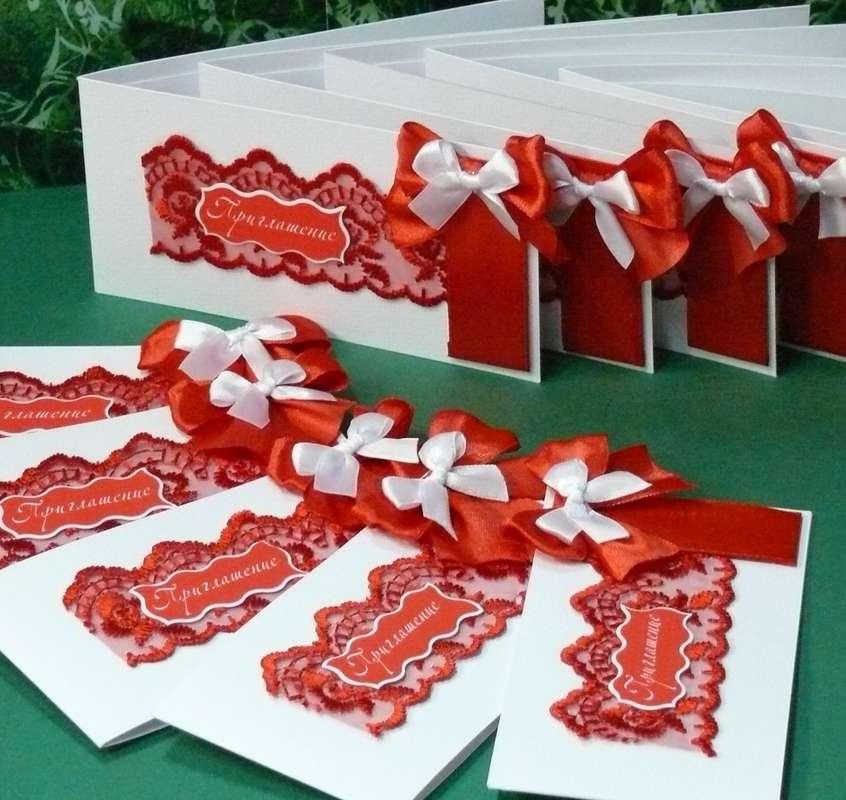 Приглашение на свадьбу в наличии и на заказ - фото 1978323 Мастерская открыток Бантик
