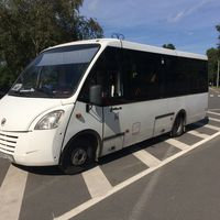 Аренда автобуса Iveco Neman, цена за 1 час