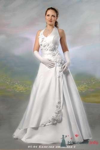 """Камелия, атласное (4) - фото 15044 Свадебный салон """"Хельга"""""""