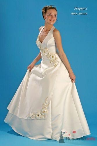"Нарцисс (американка) - фото 15060 Свадебный салон ""Хельга"""
