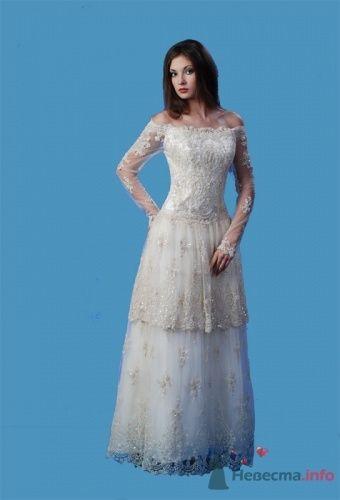 """Елизавета - фото 15100 Свадебный салон """"Хельга"""""""
