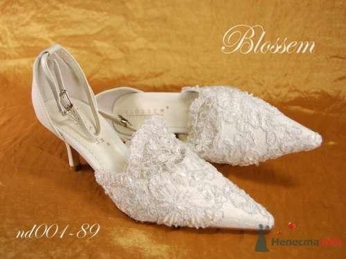 """Фото 15121 в коллекции Свадебная обувь - Свадебный салон """"Хельга"""""""