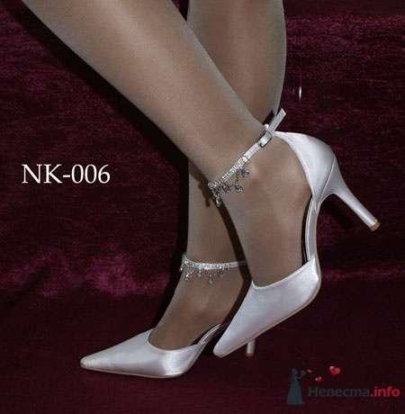 """Фото 15123 в коллекции Свадебная обувь - Свадебный салон """"Хельга"""""""