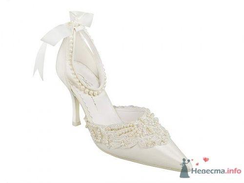 """Фото 15127 в коллекции Свадебная обувь - Свадебный салон """"Хельга"""""""