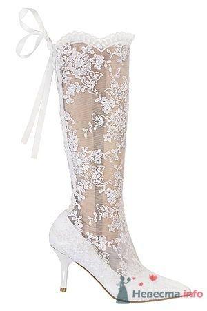 """Фото 15132 в коллекции Свадебная обувь - Свадебный салон """"Хельга"""""""