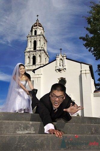 Фото 18905 в коллекции wedding pictures - YuBinLi