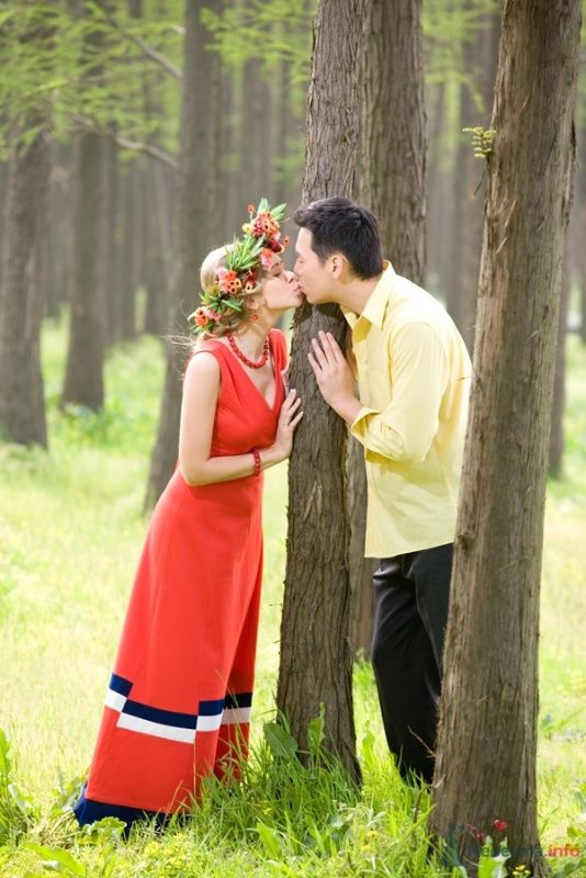 Фото 35032 в коллекции our weddind photo - YuBinLi