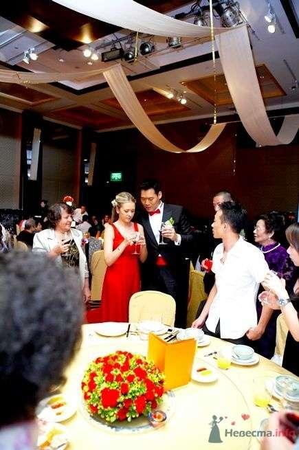 Фото 44996 в коллекции taiwan wedding - YuBinLi