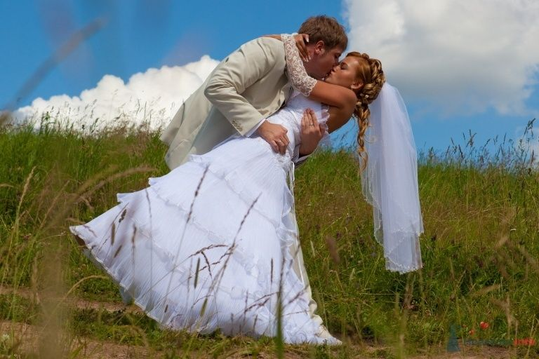 Фото 41882 в коллекции Наша зажигательная Свадьба!11.07.2009