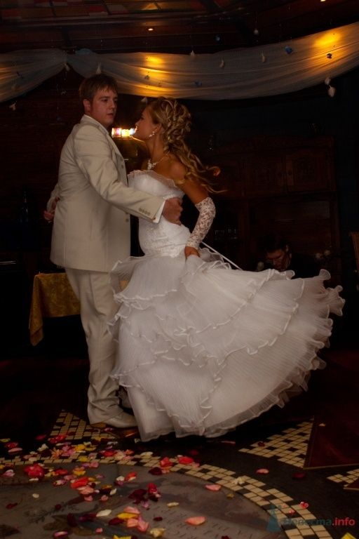 Фото 41909 в коллекции Наша зажигательная Свадьба!11.07.2009