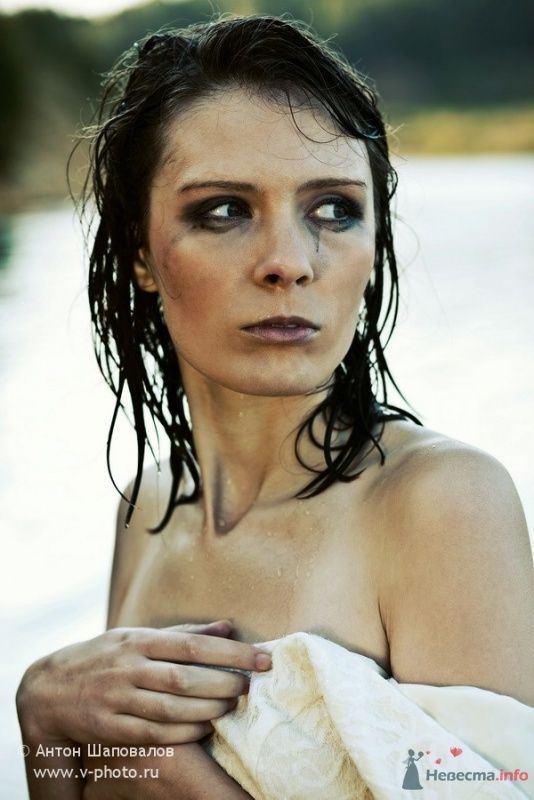 Фото 53742 в коллекции Trash-the-dress или Хмурое утро невесты
