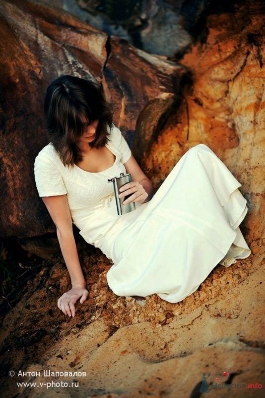 Фото 53752 в коллекции Trash-the-dress или Хмурое утро невесты - Свадебные фотографы StoryOfMoments