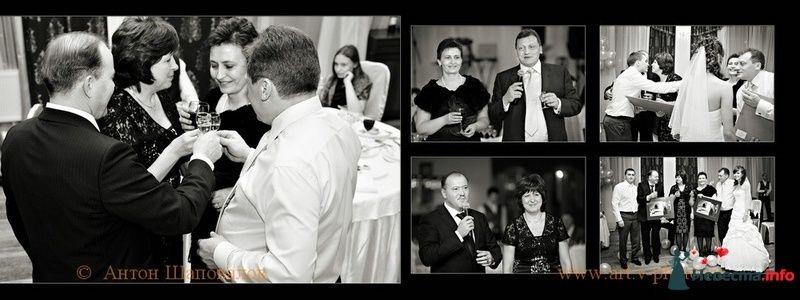 Фото 107682 в коллекции Свадебная фотокнига Владимира и Ирины. 12.02.2010 - Свадебные фотографы StoryOfMoments