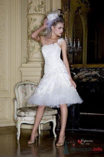 Свадебное платье Capucine - фото 13826 Невеста01