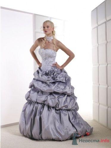 Свадебное платье Fontaine - фото 13831 Невеста01