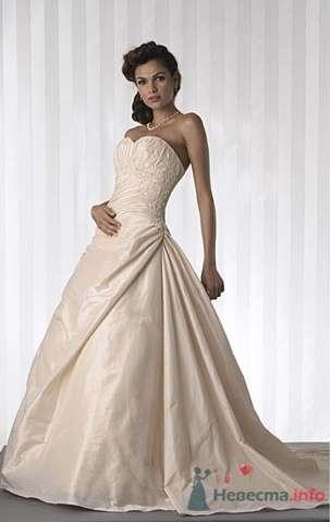 Свадебное платье D2014 - фото 13835 Невеста01