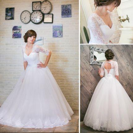 Свадебное платье Model 1407