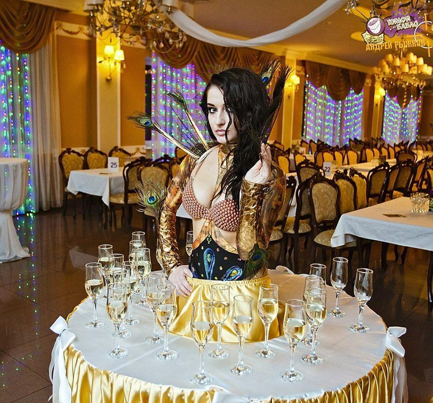 Леди Фуршет - украсит и внесет особый колорит в Торжество! - фото 2011095 Шоу-балет Cardinal Pro