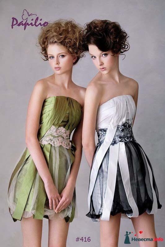 """вечернее платье фирмы PAPILIO - фото 160862 Свадебный салон """"Нефертити"""""""