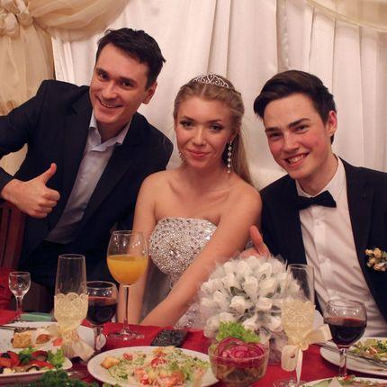 Ведущий и Dj на Вашу свадьбу