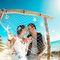 поцелуй, рыбацкая сетка, морские звезды, лето, пляж, карибы. острова, тропики, свадьба