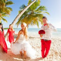 Организация стилизованной свадьбы, 2 человека