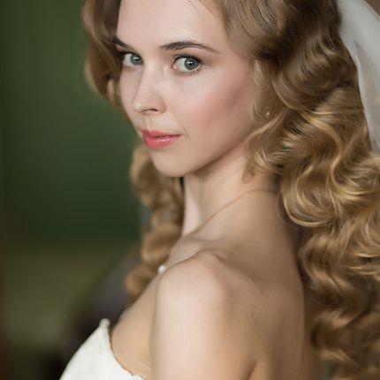 Свадебный образ, макияж и прическа невесты