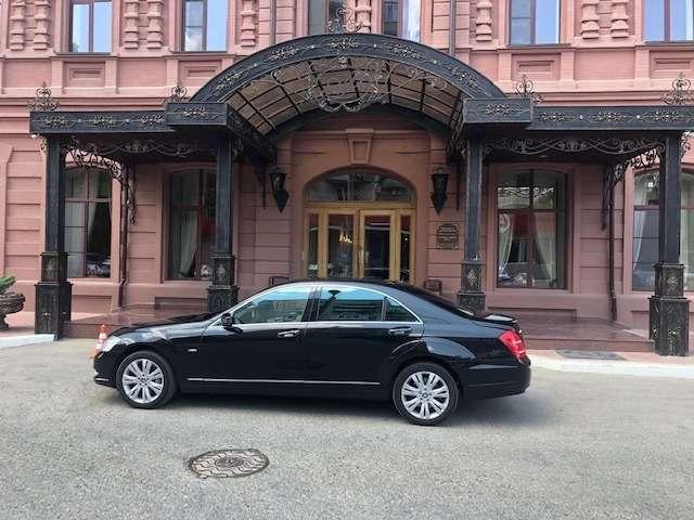 Mercedes S500 S221 - фото 18807438 Автомобильная компания Domkor-M