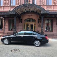 Аренда Мерседес S500 W221 с водителем