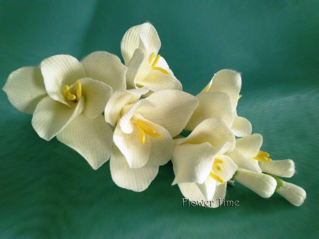 """Фото 2277648 в коллекции Мои фотографии - """"Венерин башмачок"""" - цветочные аксессуары"""