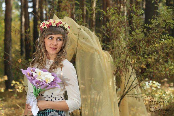"""Фото 3100447 в коллекции Фотопроекты - """"Венерин башмачок"""" - цветочные аксессуары"""