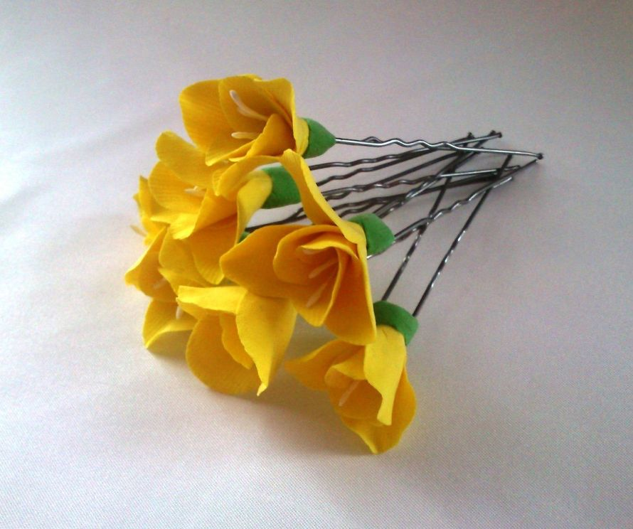"""Фото 6690698 в коллекции Мои фотографии - """"Венерин башмачок"""" - цветочные аксессуары"""