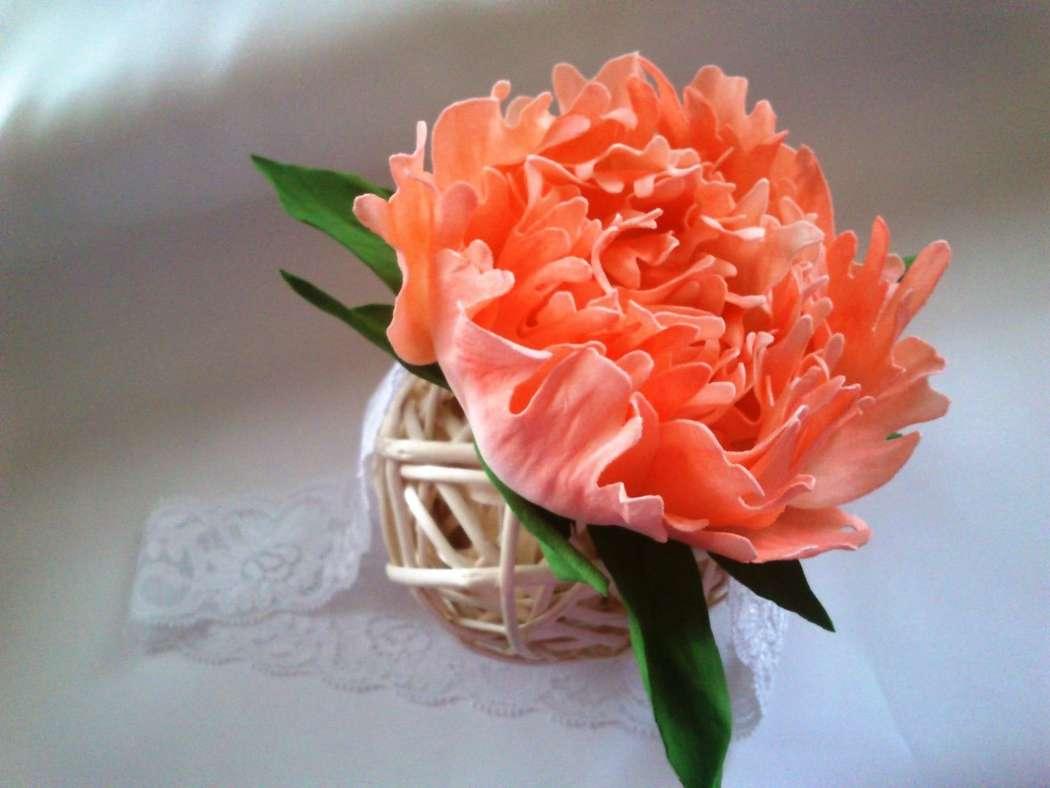"""Фото 6690714 в коллекции Мои фотографии - """"Венерин башмачок"""" - цветочные аксессуары"""
