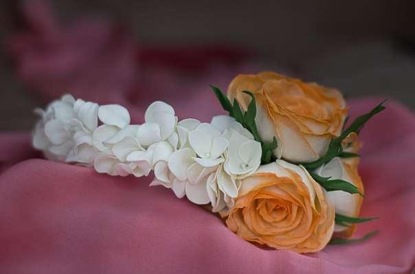 """Фото 6979624 в коллекции Портфолио - """"Венерин башмачок"""" - цветочные аксессуары"""