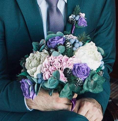 """Фото 12813312 в коллекции Портфолио - """"Венерин башмачок"""" - цветочные аксессуары"""