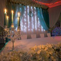 7 июля. Свадьба в бирюзовых тонах с цветочными гирляндами Антона и Веры. Красивые фото от Николая Пилат