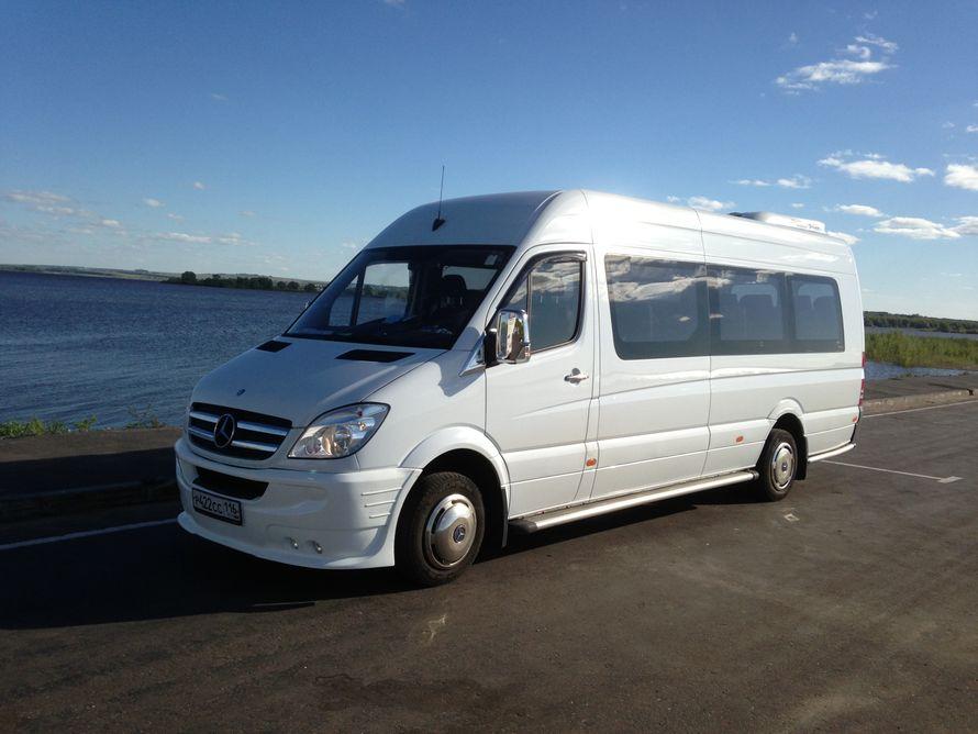 VIP- комфорт по доступным ценам - фото 2032652 Тат-бус - аренда транспорта