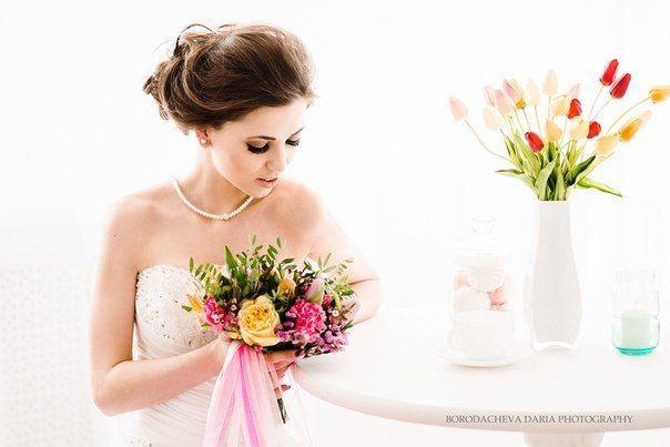 Фото 4465173 в коллекции ПОРТФОЛИО - Визажист-стилист Наталия Шадская