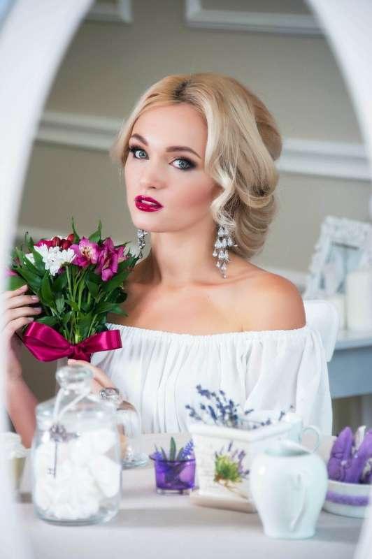 Фото 7795914 в коллекции Портфолио - Визажист-стилист Наталия Шадская