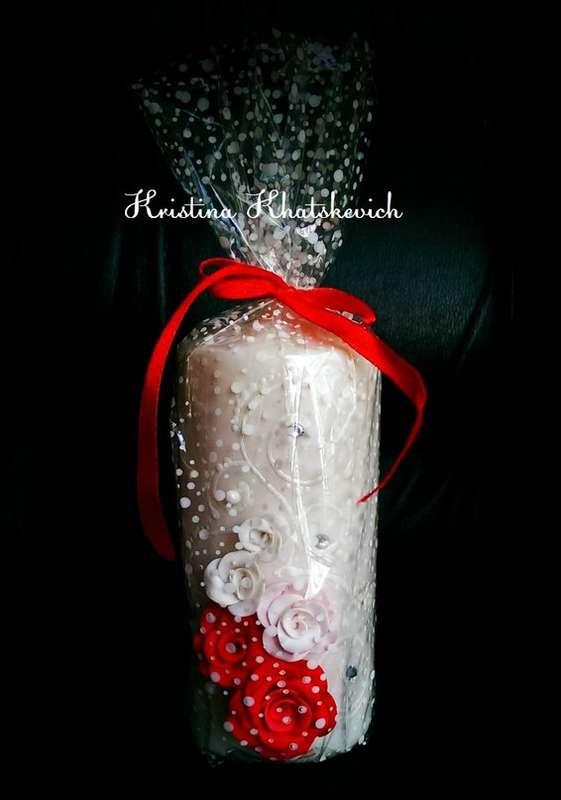 """Семейный очаг """"В алом цвете"""" - фото 2739195 Кристина Хацкевич - свадебный декоратор"""
