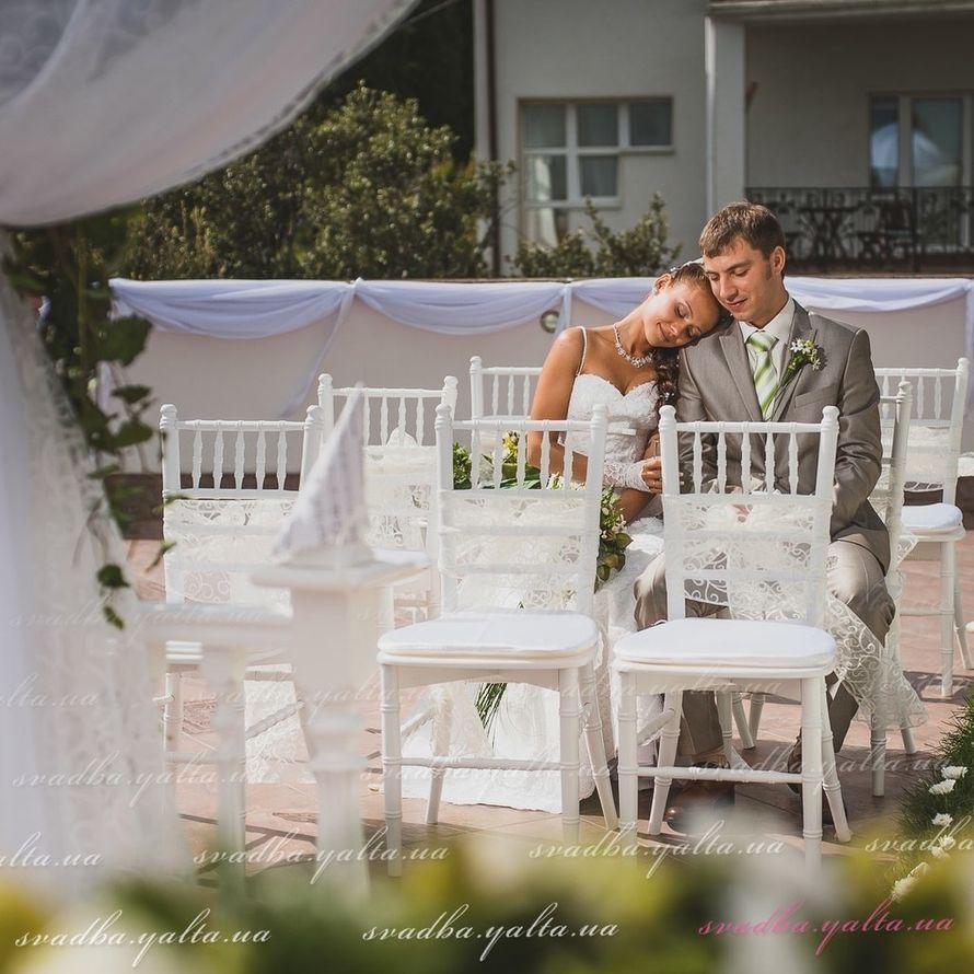 Фото 7505054 в коллекции Свадьба ДОТРОНУТЬСЯ ДО ОБЛАКОВ.Елизавета и Ярослав - Корпорация праздников Банзай в Ялте